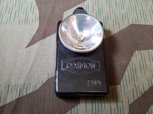 Post-WWII German Daimon 2361 Flashlight