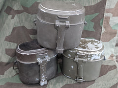 Postwar M31 Mess Kits Identical to WWII German