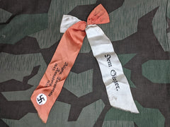 Pre-WWII German 1935 Sieger Victory Sports Ribbon
