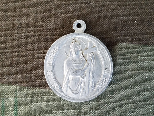 Pre-WWII German Trier 1933 Helena Religious Pilgrimage Charm