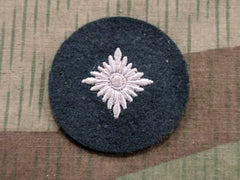 Original WWII German Oberschütze Patch