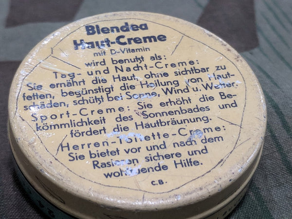 Original Blendea Haut-Creme Tin