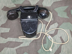 Bakelite Intercom Type Phone