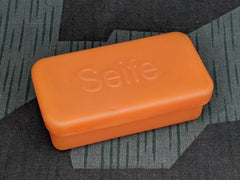 Repro Seife Soap Orange Bakelite - 1.0 - Resin - 0.2