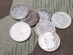 Reproduction WWII German 5 ReichsMark Coins