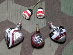 Reproduction WWII German Christmas Ornaments