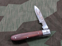 Reproduction WWII German Engineer's Pocket Knife