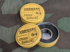Repro WWII German Vorwerk Electrical Tape Tin
