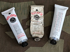 Solidox Toothpaste Tube WWII German reproduction Wehrmacht heer toothpaste