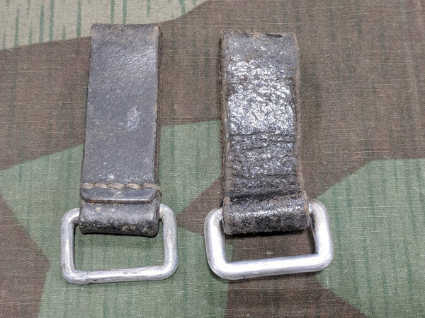 German Equipment Belt Loops