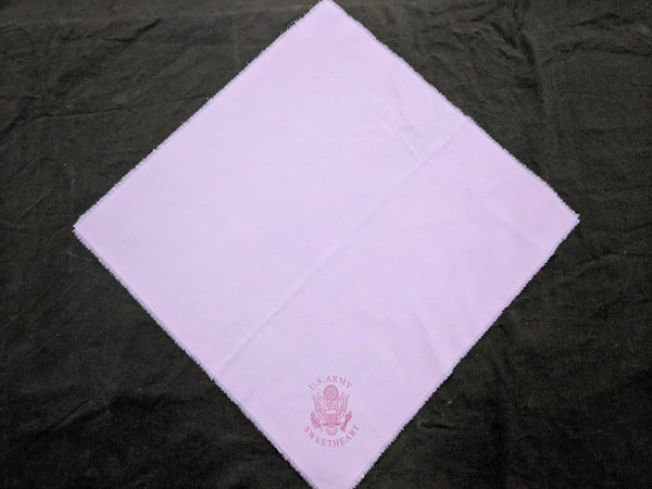 Repro US Army Sweetheart Hankie