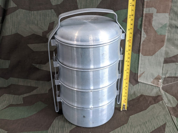 Aluminum 4 Cook Pot Set (AS-IS)