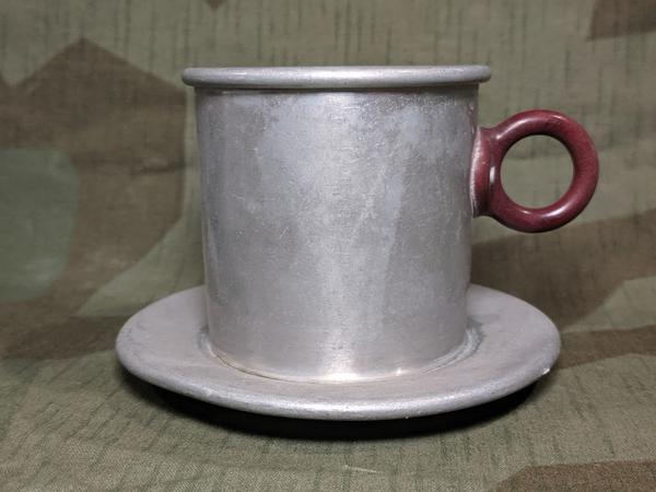 German Aluminum Coffee Funnel
