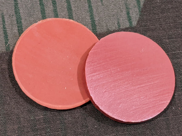 Red Rubber Canteen Gasket