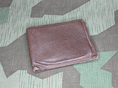Vintage Brown Billfold Wallet