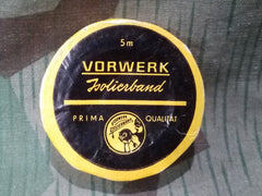 Vintage German Vorwerk Electrical Tape 5m