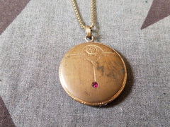 Vintage 1910s / 1920s German Pendant Necklace