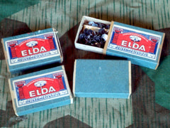 Vintage 1930s/1940s German Elda Thumb Tacks