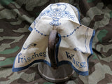 Vintage 1930s/1940s German Frisches Wasser Water Jug Cover - Blue