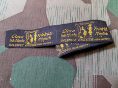 Vintage 1930s / 1940s German Putzsalon Clothing Labels