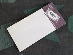 Vintage 1940s German Eszet Chocolate Advertising Notepad