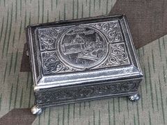 Vintage Berlin Germany Jewelry Box