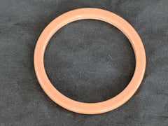 Vintage Butterscotch Bakelite Bangle Bracelet