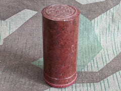 Vintage Demartini Shaving Soap Bakelite Container