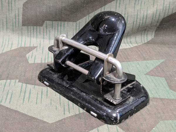 Vintage German 1940s WWII Hole Punch D.R. Patent