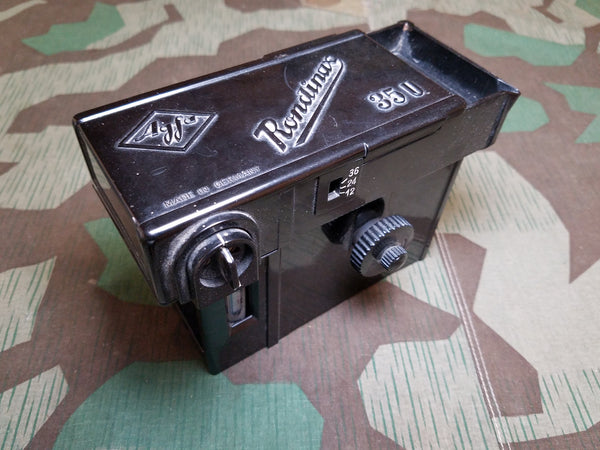Vintage German Agfa Camera Film Developer Rondinax 35u
