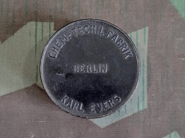 Vintage German Bakelite Chem. Techn. Fabrik Berlin Karl Evers Container