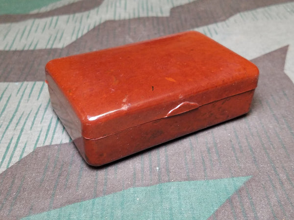 Vintage German Bakelite Hinged Box
