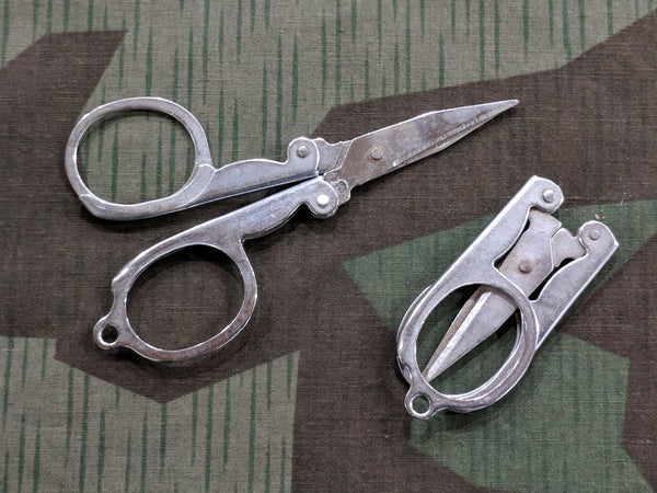 Vintage German Folding Scissors