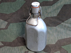 Vintage German Markill Aluminum Water Bottle