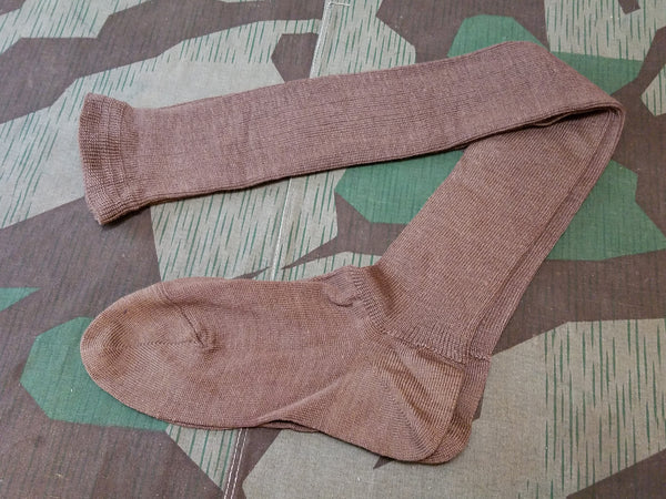 Vintage German Winter Stockings / Long Socks
