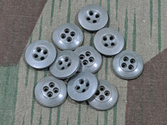 Vintage 1940s Gray Buttons