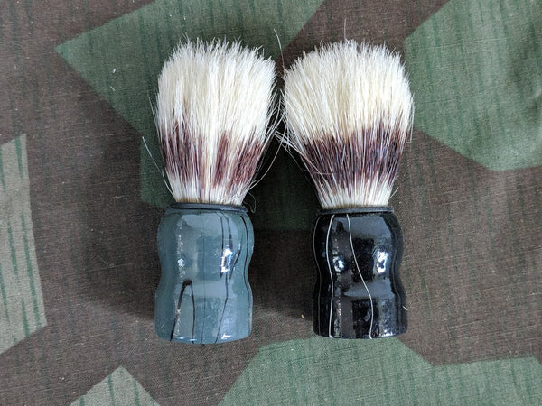 Vintage New Old Stock German Shaving Brushes