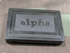 Vintage Post-WWII German Bakelite Alpha Ink Pad