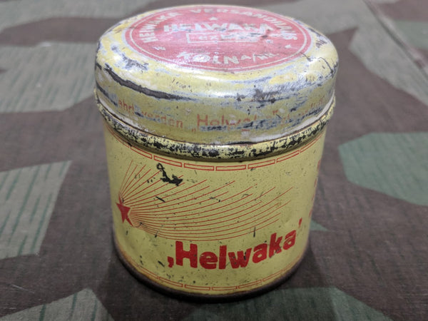 Vintage Pre-WWII 1930s German Helwaka Hair Removal Cream