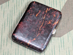Small Celluloid Cigarette Case