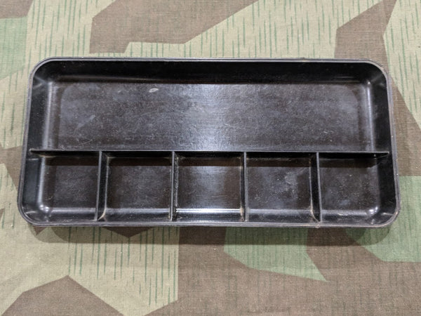Vintage WWII-era German Bakelite Office Organizer Tray Germalith