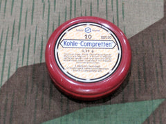 Kohle Compretten Charcoal Tablets