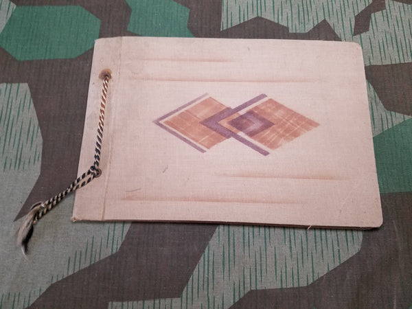 Vintage WWII-era German Photo Album Unused