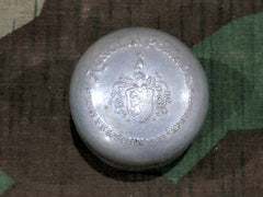 Vintage WWII 1930s/1940s German Auxolin Pomade Soap Container