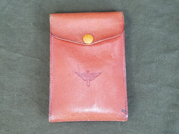 Vintage WWII 1940s Army Air Corps Leather Wallet