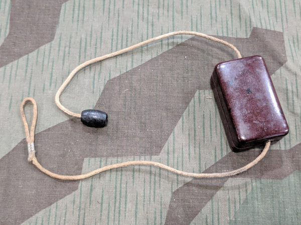 Vintage WWII era German Bakelite Razor Sharpener