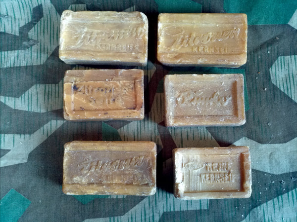 Vintage WWII era German Soap - Single Bar