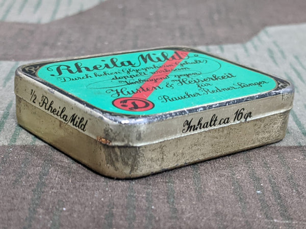 Rheila Mild Cough Drops Tin