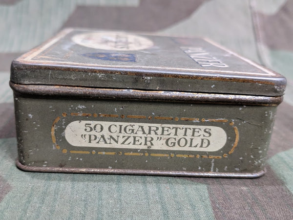 Panzer Cigarette Tin
