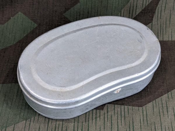 WWII-era German Bread Sandwich Tin
